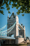 Fototapeta Londyn - Londres, Tower bridge © Ultranima