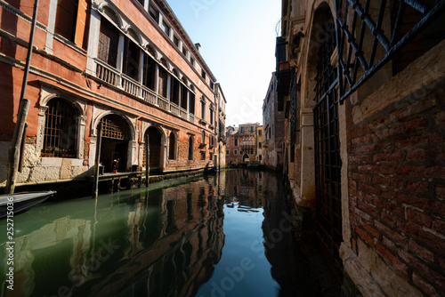 33490296L,VENICE, ITALY, 02/26/2019, VIEWS OF THE CITY IN CARNIVAL - 252715036