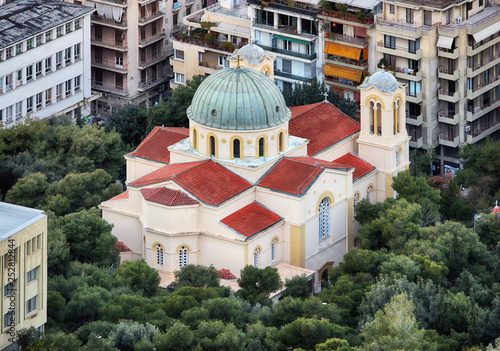 Church of St. Nicholas in Athens, Greece - 252812844