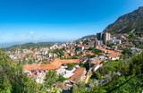 Fototapeta Miasto - Stadtansicht Kruja Albanien © Comofoto