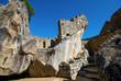 The Temple of the Condor, in Machu Picchu