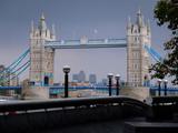 Londyn. Tower Bridge