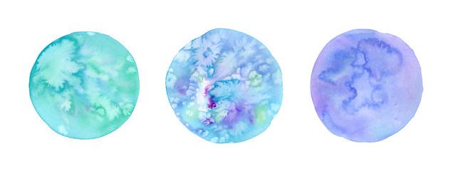 水彩 テクスチャー © ayumi