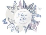 Wedding day card - 252869416