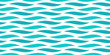 Water sea waves seamless pattern.