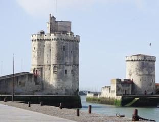 tours vieux port La Rochelle France