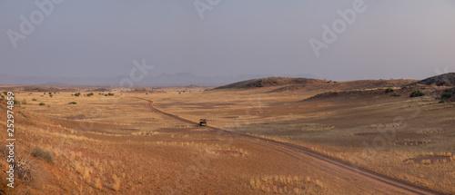 Safari  vehicle, Damaraland - 252974859