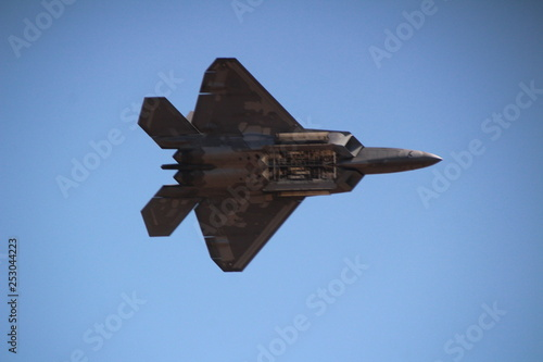 obraz PCV Lockheed F-22 Raptor