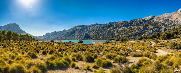 Embassament de Cuber Lake, Sierra de tramontana Mountains, Mallorca, Spain © Ugo Burlini