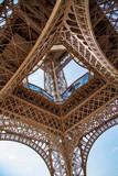 Fototapeta Wieża Eiffla - eiffel tower © Larry