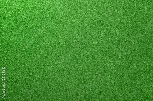 green glitter sparkle background - 253281680