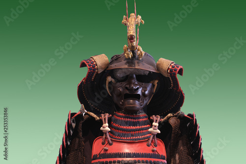 armure de samourai au japon © raymond