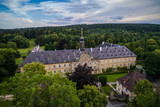 Fototapeta Miasto - The Tambach Palace © Val Thoermer
