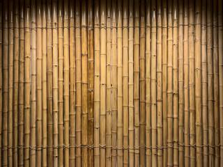 Bamboo, wood texture background. © AnuStudio