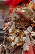 Carnival mask in Venice Italy