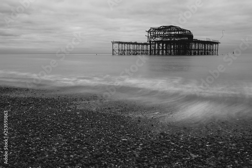 Brighton west pier © bengentry