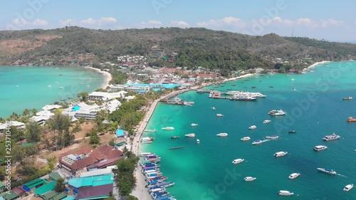 Island Phi Phi in Thailand