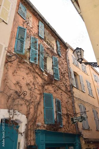Saint Tropez, France - 253731297