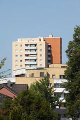 Modernes Wohngebäude