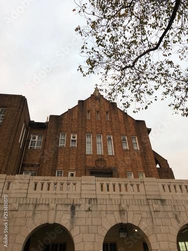 obraz PCV old church hong kong