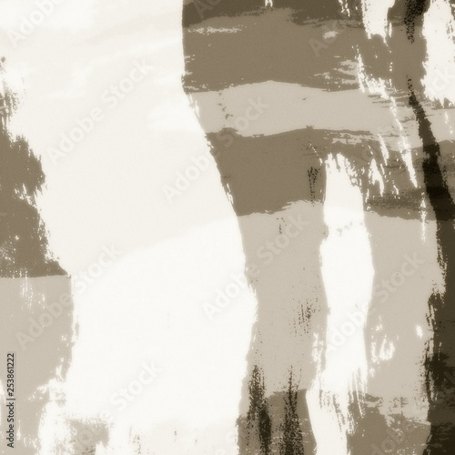 Light Distressed Background. Ink Print Distress Background. Grunge Texture. © Sanja