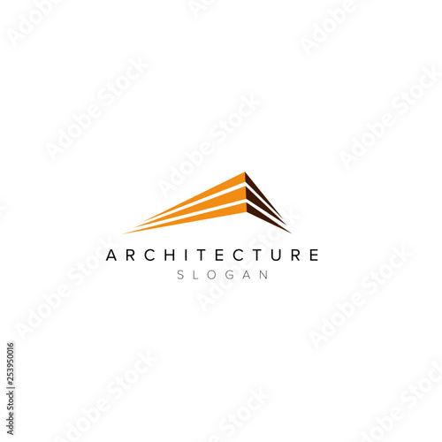 Architecture studio logo template - 253950016