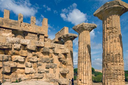 Parco e rovine archeologiche di Selinunte, Sicilia
