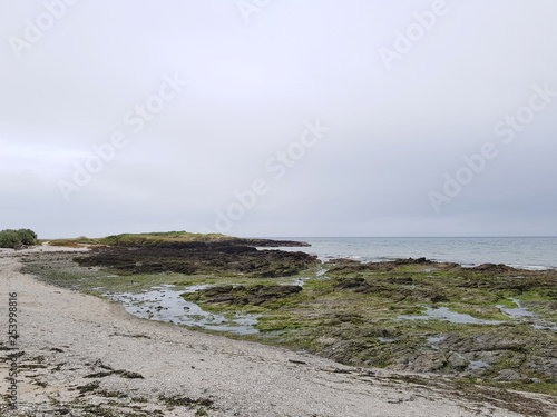 paysage breton de bord de mer