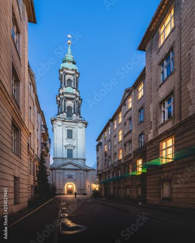 Berliner Sophienkirche am Hackeschen Markt