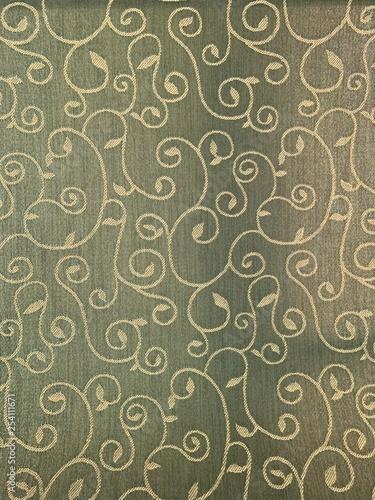 seamless floral pattern - 254111671