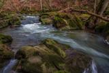 German-Luxembourg Nature Park, Irrel waterfalls.