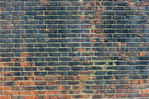 Brick wall texture - 254248068