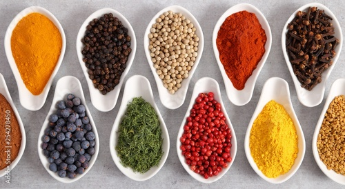 Spices. - 254278450