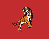 tiger vector illustration