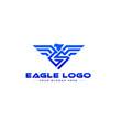 Eagle symbol, emblem.