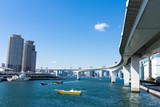東京ベイエリアの風景 Scenery of Tokyo Bay area