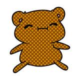 cartoon kawaii cute teddy bear