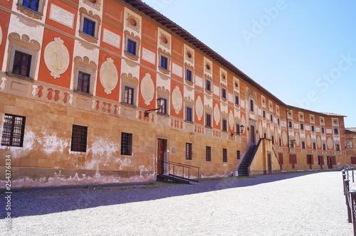 Episcopal seminar, San Miniato, Tuscany, Italy - 254376834