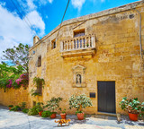 Historical mansion, Rabat, Malta
