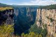 Itaimbezinho Canyon, Cambará do Sul, Rio Grande do Sul, Brazil