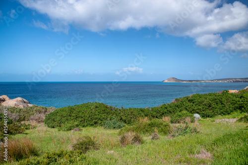 Coastline of Granite Island, South Australia