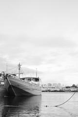Minimalism Ship