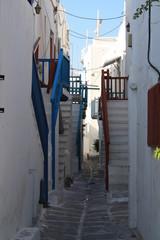 Escaleras paralelas