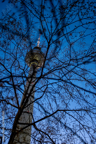 Berlin TV Tower Alexanderplatz