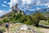 Svizzera, castello di Sion