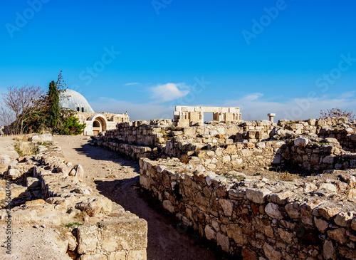 Amman Citadel, Amman Governorate, Jordan - 254503407