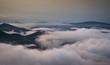 Wolkenmeer über Niederösterreich - 254527845