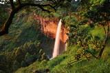 Wasserfall in Uganda im Mount Elgon Nationalpark