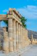 Beautiful ancient pillars