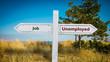 Sign 361 - Job